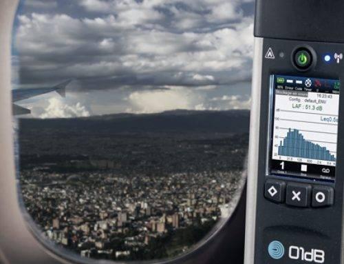 Vliegveld Bogota El Dorado kiest voor 01dB