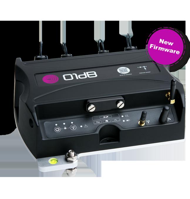 Smart vibration terminal for environmental monitoring | 01dB