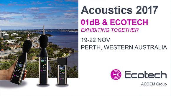 Acoustics 2017, 19-22 November 2017