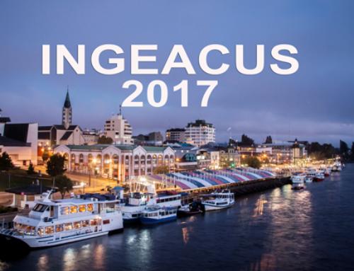 INGEACUS 2017, 22-25 November 2017